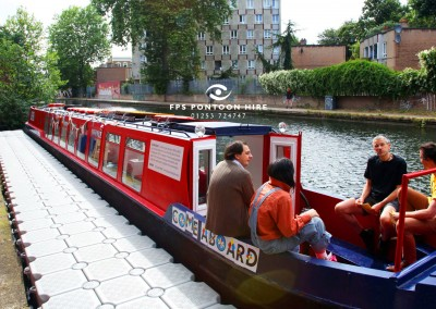 Floating Jettie Hire For Events FPS Solutions