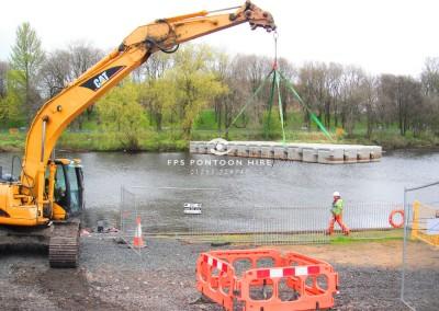 Floating Pontoon Installation Services