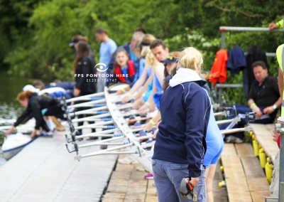 Floating Pontoon Solutions Queens Coronation Windsor Castle 60th Anniversary Regatta