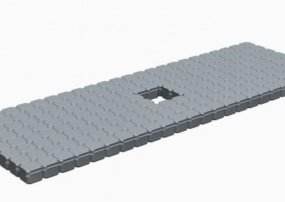 12m x 4m Floating Platform