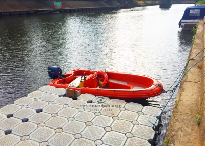 Safety Boat For Hire