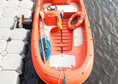 Safety Boat Hire For Construction Engineering Rail Projects And Events