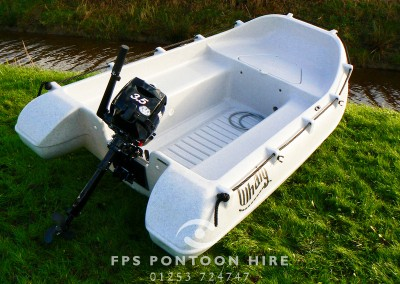 Whaly Safety Boat For Hire