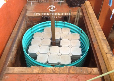 Pontoons For Water Treatment Plants