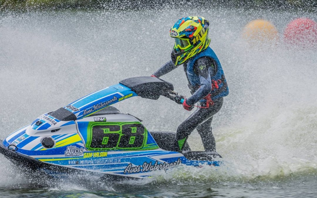 FPS sponsors one of Jet Skiing's youngest