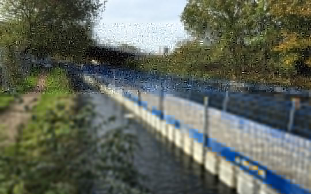 Walkway for Southall Waterside
