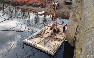 Bridge Survey & Geotechnical Assessment.