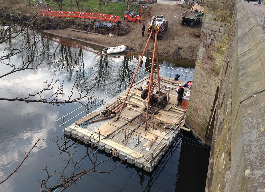 Bridge Survey & Geotechnical Assessment.