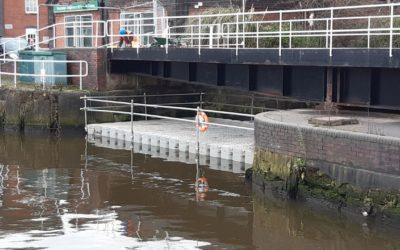 Canal Bridge Repairs
