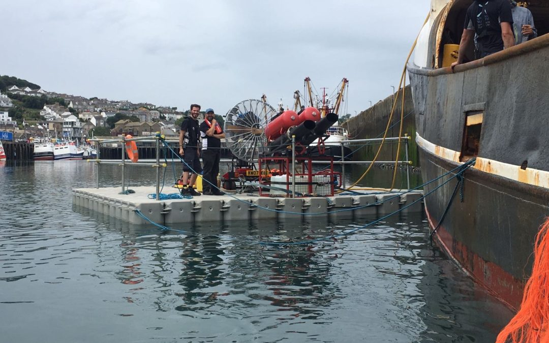 Pontoons From Film Sets To Stunt Work