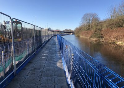 Canal Bridge Pontoons
