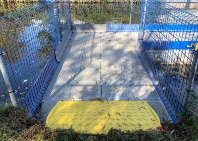Pontoons Access Ramps