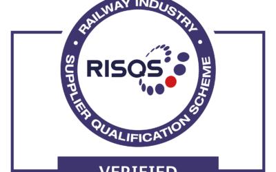 We are RISQS Accredited